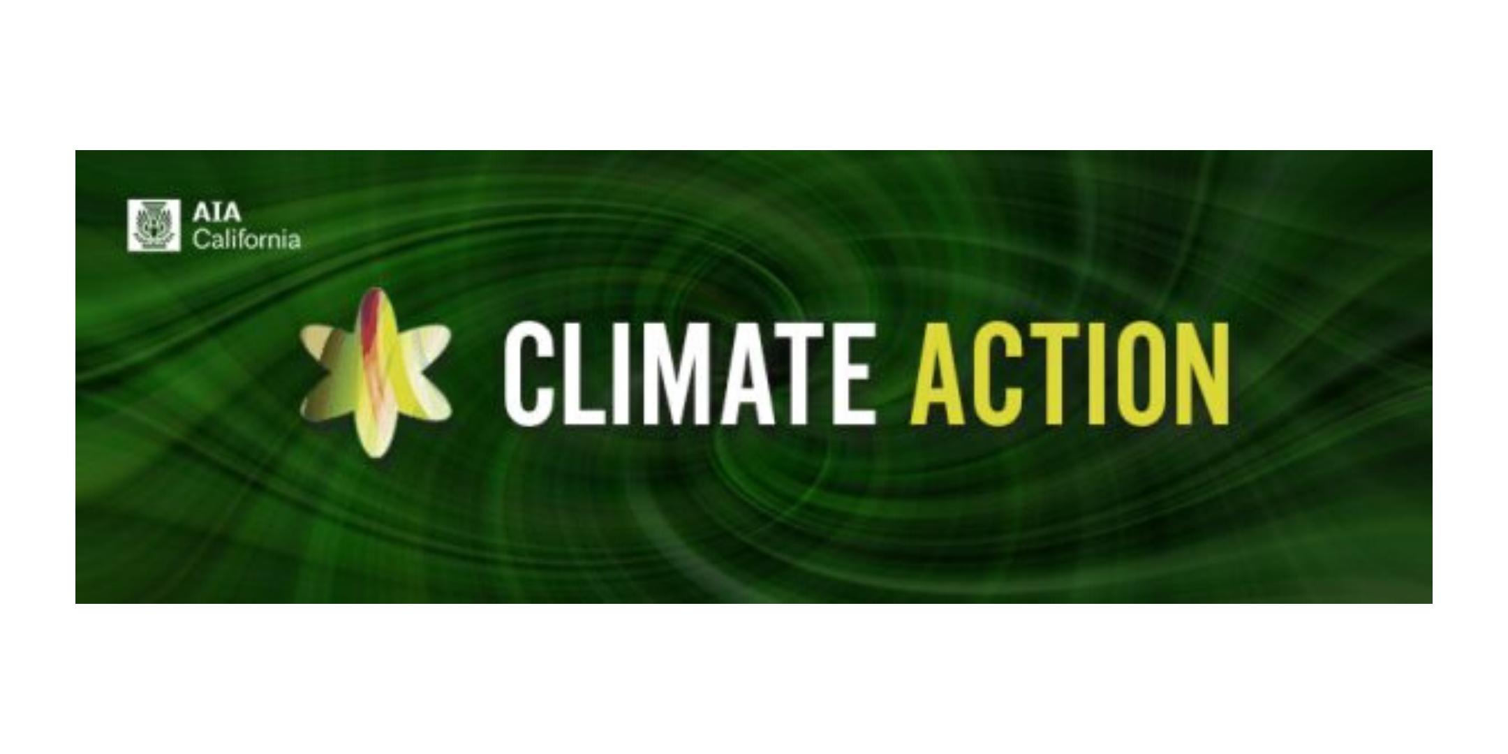 AIA California Climate Action